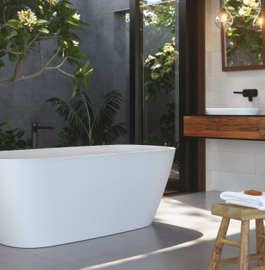 5 Simple ways to turn your bathroom into a sanctuary