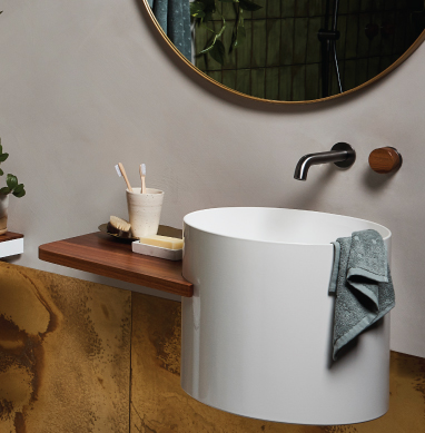 Timber in Bathroom Design