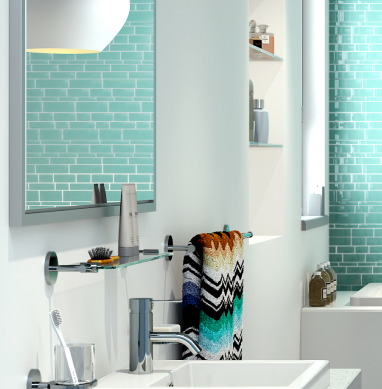 How to create a functionally fun bathroom